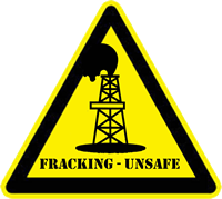 Fracking UNSAFE