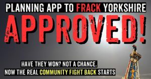 Fracking Approved
